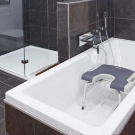 Aquatec Sorrento - Siège de bain fixe