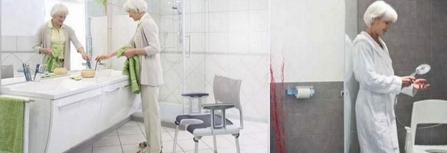Duschstühle